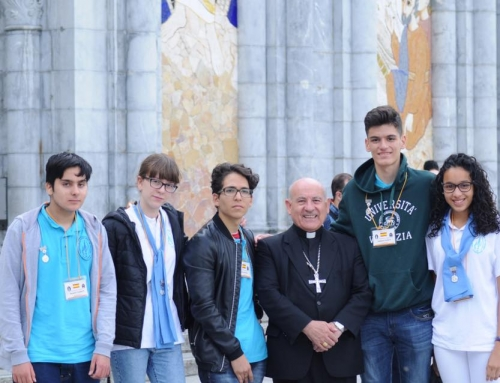 Don Vicente nos invita a participar del Sínodo de los Jóvenes