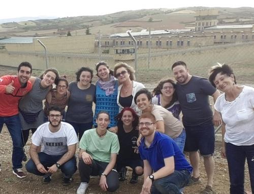 """Testimonio de Daniel Sediles sobre el Campo de Trabajo """"Sueños de Libertad"""" 2017"""