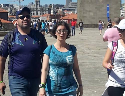 Mariasun, maestra y catequista de comunión en la Parroquia de San Miguel de los Navarros de Zaragoza comparte su experiencia