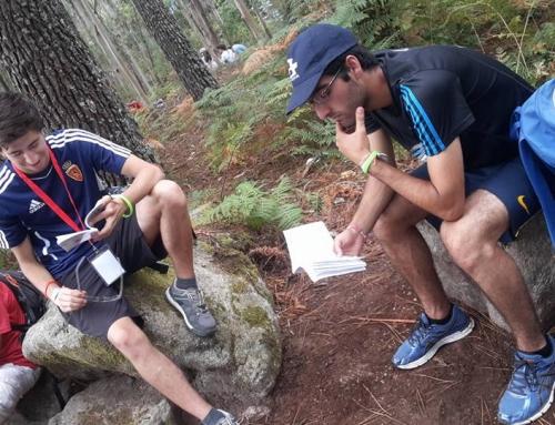 «Quiero contarte una pequeña dosis de estas dos maravillosas aventuras» explica Nicolás Heras, que ha participado en dos actividades organizadas por PJ Zaragoza este verano