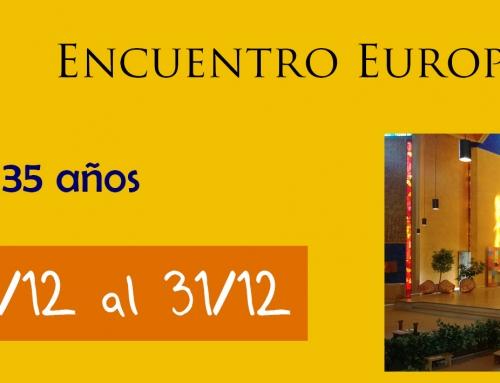 Encuentro Europeo de Taizé