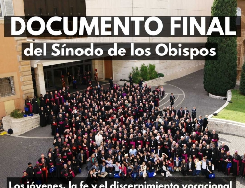 Documento Final del Sínodo en Español