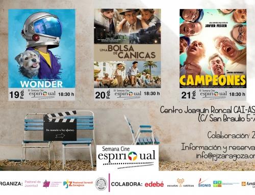Semana de Cine Espiritual 2019